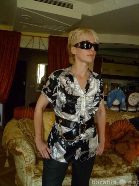 Продам Новая атласная блузка