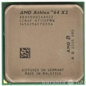 Продам: процессоры AMD сокет AM2
