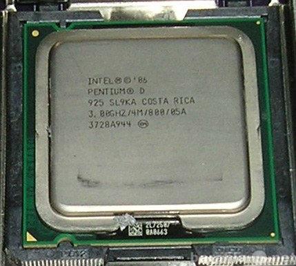 Продам: Процессоры 2-ядерные Intel Pentium D