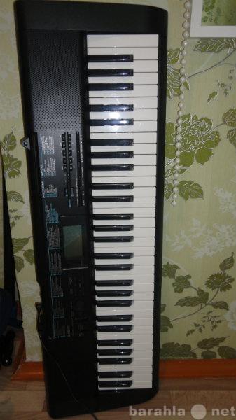 Продам синтезатор Casio CTK 1200