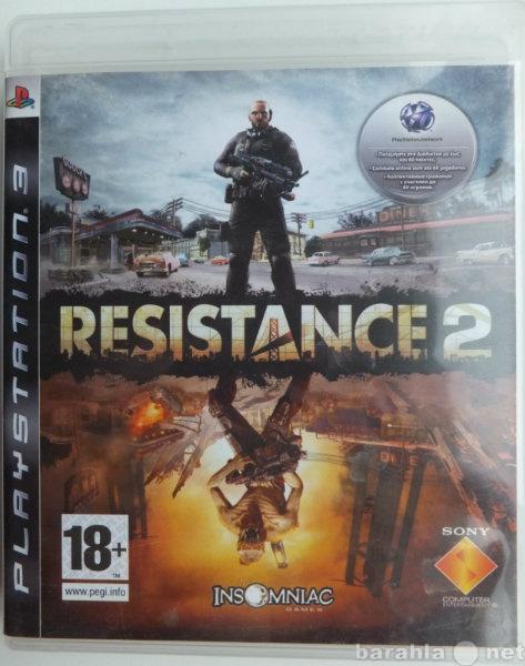 Продам Лицензионная игра Resistance 2 PS3