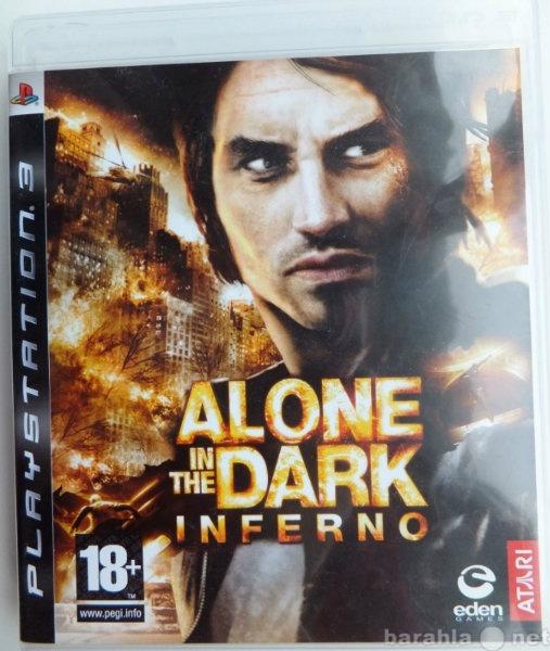 Продам Игра Alone in the Dark Inferno PS3