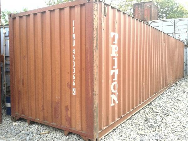 Продам морские транспортные контейнеры