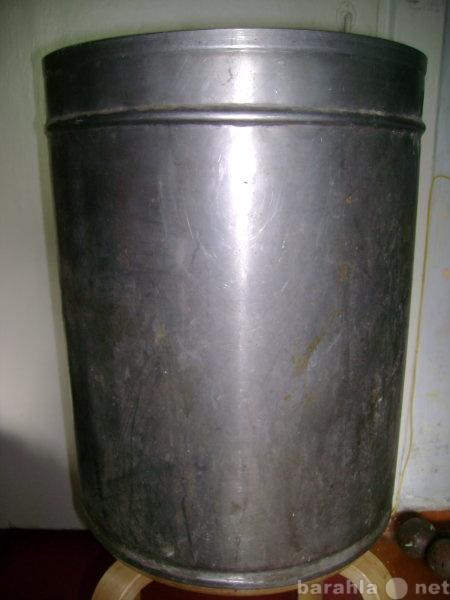 Продам нержавеющая емкость для продукт на 40 л.