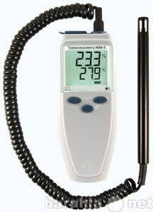 Продам: Термогигрометр ИВА-:АД с измерением атмо