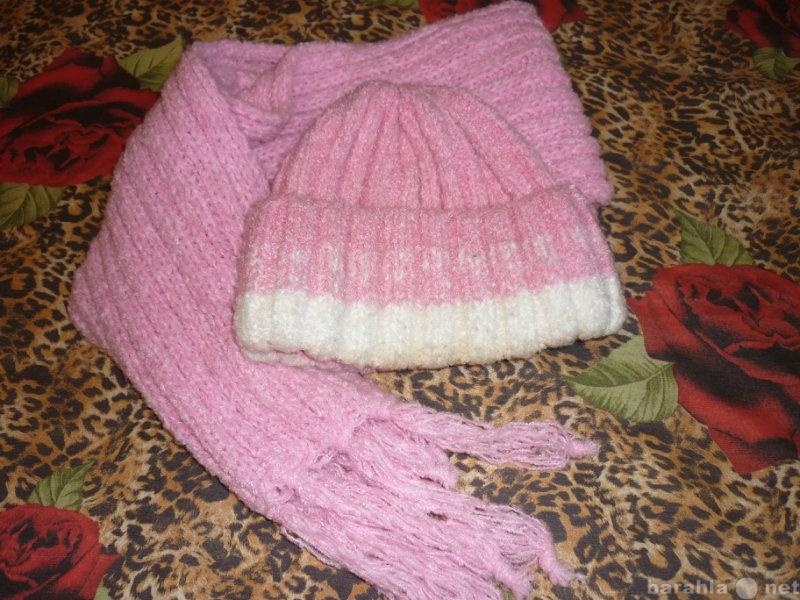 Продам Шерстяная шапка и шарф