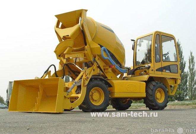Продам Самоход мобильный бетонозавод до 20м3/ч