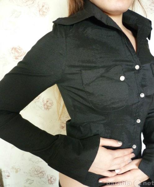 Продам Черная блузка