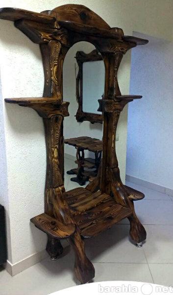 Продам Зеркало в раме из массива дерева