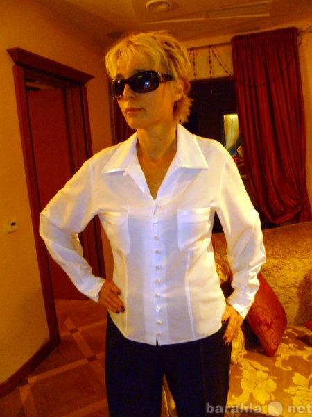 Продам Очаровательная белая блузка