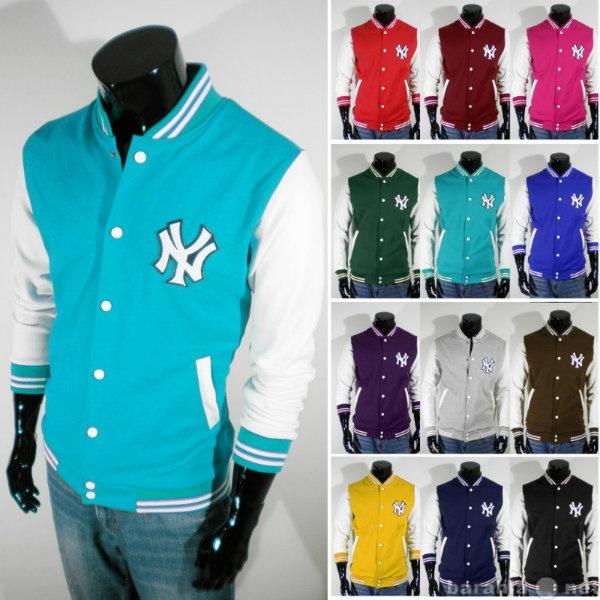 Продам Стильная бейсбольная куртка  EBAY 2013