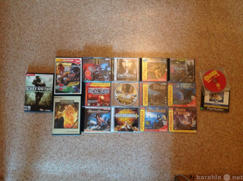 Продам Продам 19 игр + 2 в подарок для Sony Pl