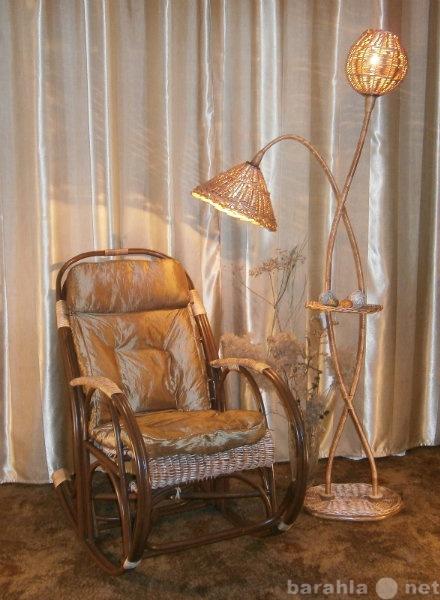 Продам Плетеное кресло-качалка
