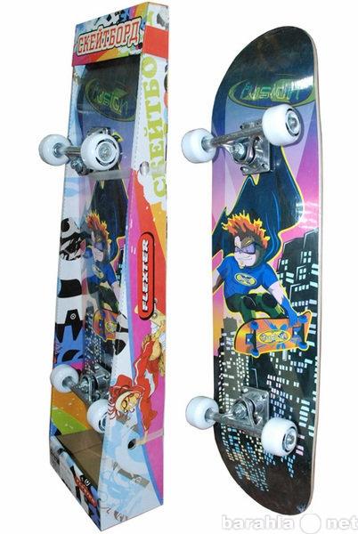 Продам: Новый Скейтборд 31x8x11 608Z FLEXTER