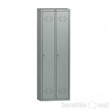 Продам Шкаф для одежды металический