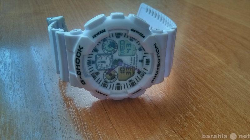 Продам Часы G-Shock качественная подделка белые