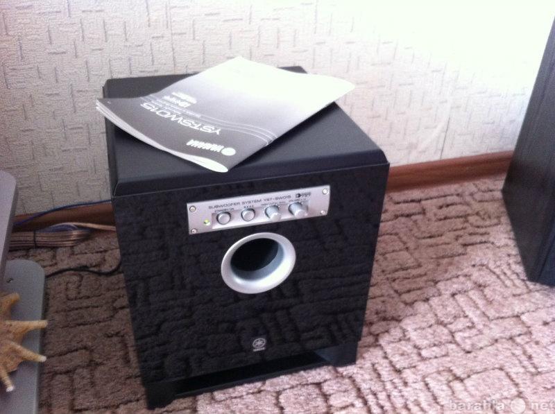 Продам НОВЫЙ Сабвуфер Yamaha YST-SW015