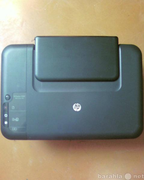 Продам: Принтер с ксероксом и сканером( 3 в 1)