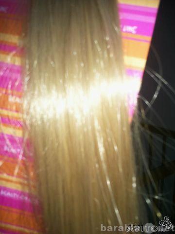 Продам Волосы искусственные термо 65см