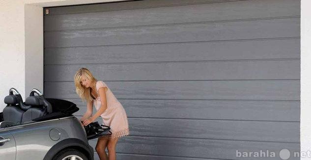Продам Секционные гаражные ворота