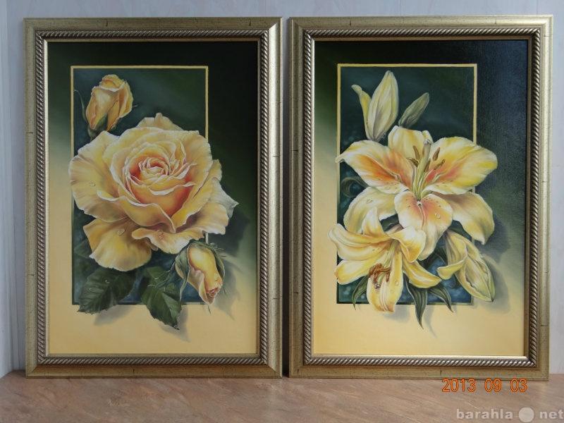 """Продам Картины """"Цветы"""""""