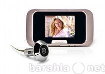 Продам Продам видеоглазок с монитором.