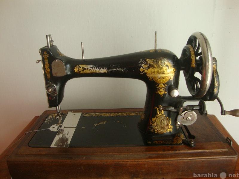 Продам Продам раритетную швейную машинку Singer