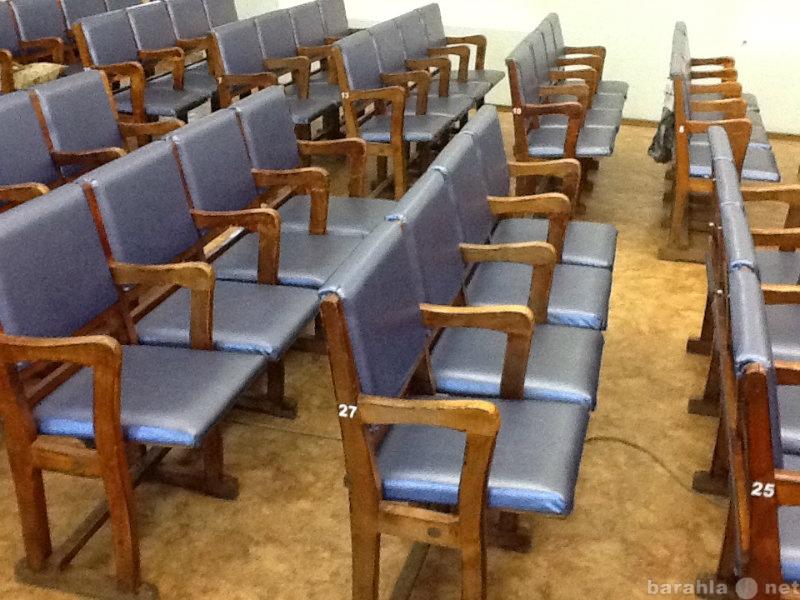 Отдам даром кресла-скамейки