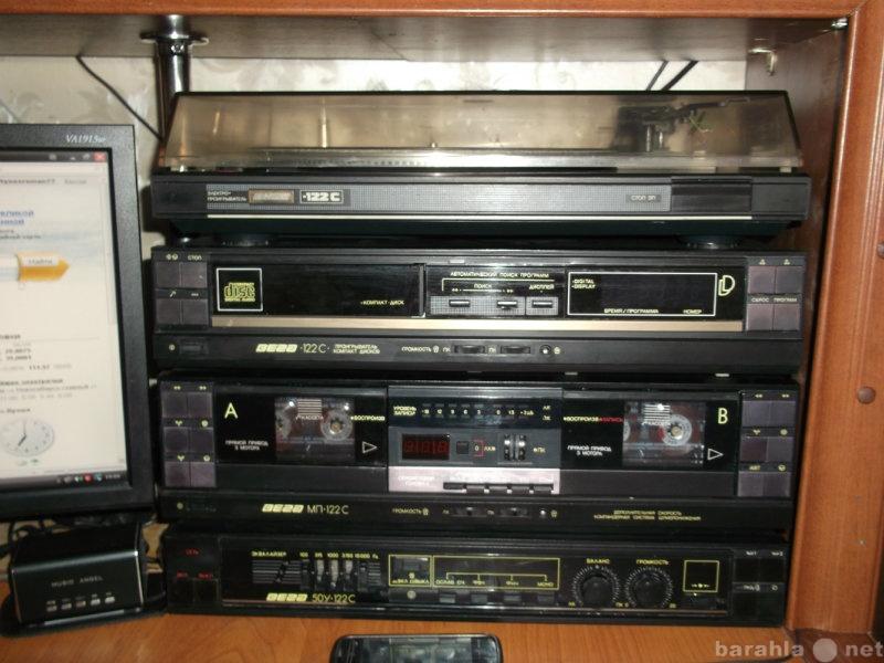 Продам акустическую стереосистему