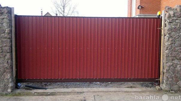 Продам Ворота откатные 3,5*2,0 м