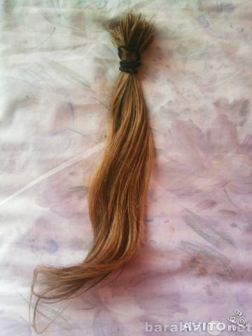 Продам Продам волосы бу очень хорошее качество