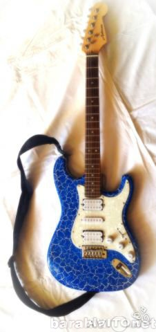 Продам Гитара (электрогитара)