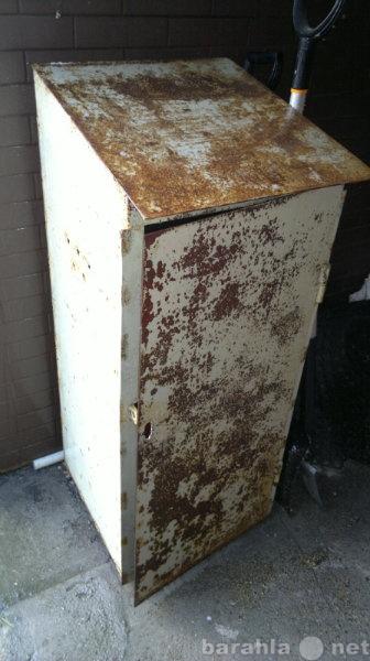 Продам: Ящик металлический под газовый баллон