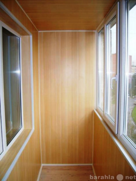 Продам: Отделка балконов и лоджий