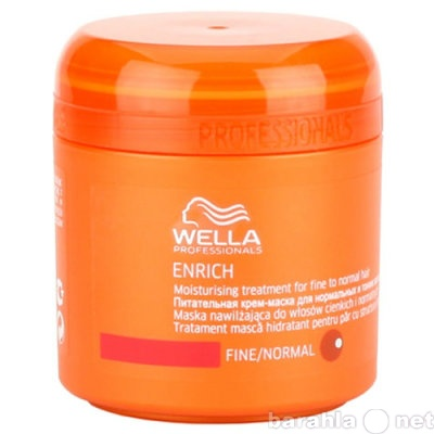Продам WELLA крем-маска д/норм.тонк.волос