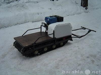 Продам снегоход