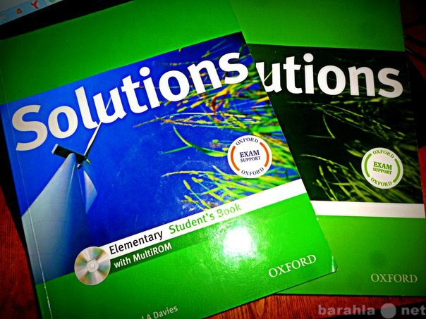 Продам Solutions Elementary Oxford