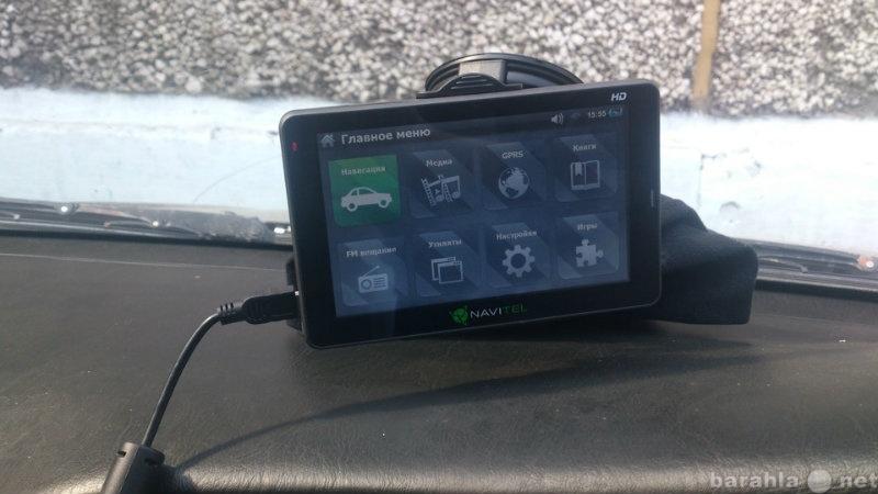 """Продам 5"""" GPS Навигатор Navitel NX5122HD"""
