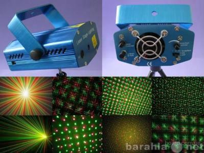 Продам: Лазерная цветомузыка. Новая светомузыка