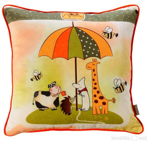"""Продам Детская декоративная подушка """"Жираф"""