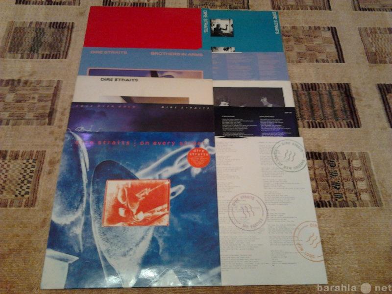 Продам: Винил Dire Straits UK Press