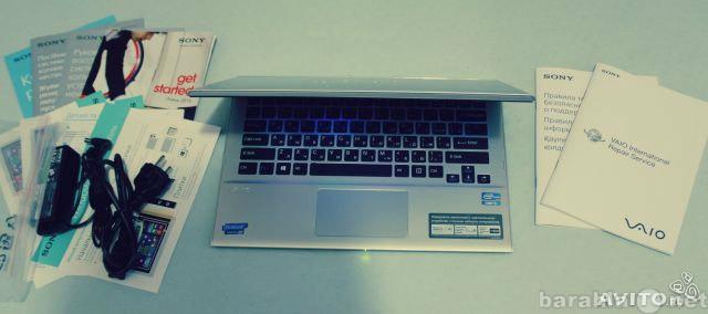 Продам ультракомпактный ноутбук