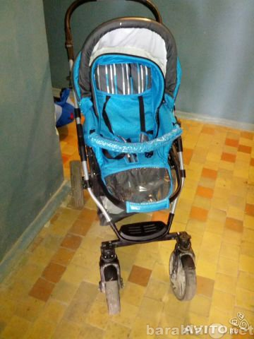 Отдам даром детскую коляску