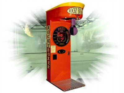 Игровой Автомат На Силу Удара