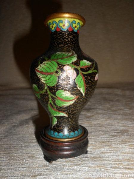 Продам Старинная китайская вазочка
