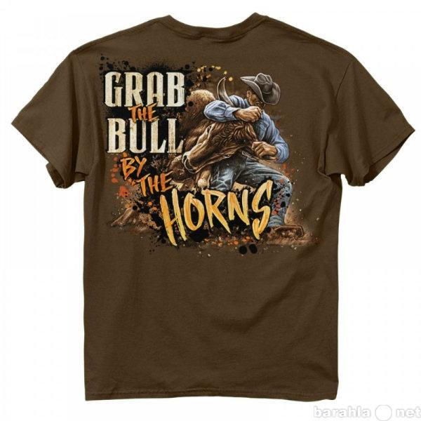 Продам Футболка Buckwear  Grab The Bull