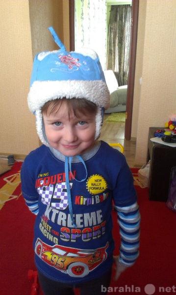 Продам шапка зимняя детская