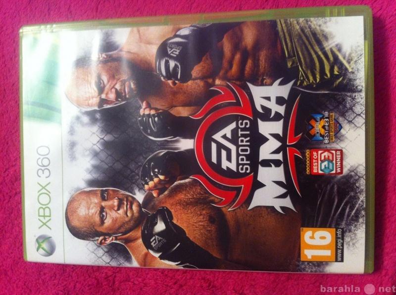 Продам: Диск на XBOX 360..MMA(бои без привил)