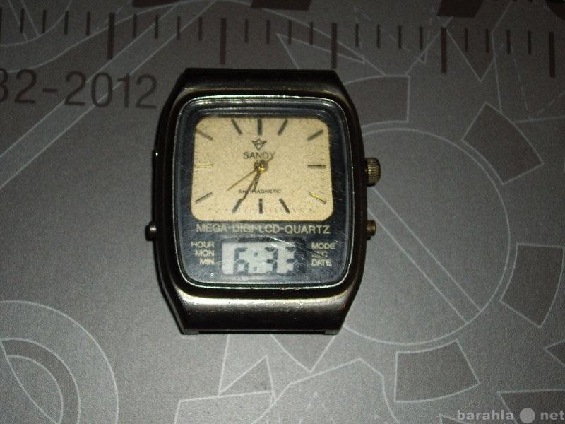 Продам: Часы мужские японские SANDY