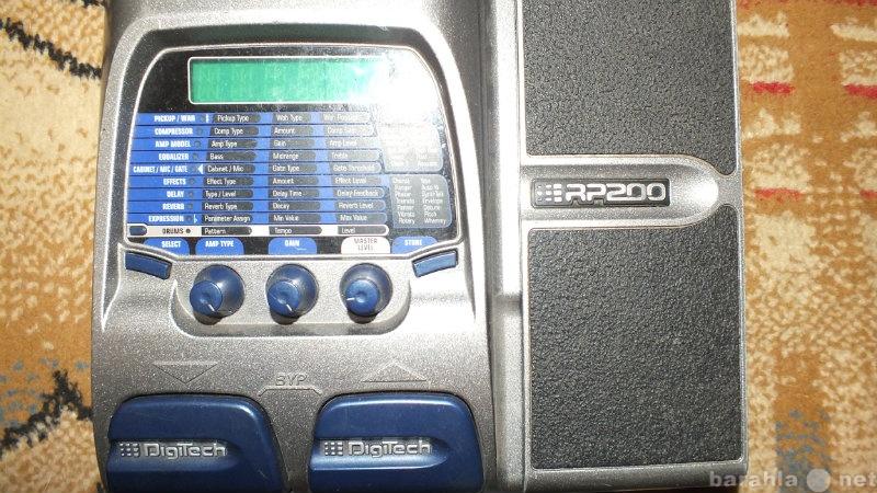 Продам Digitech RP200